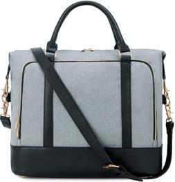 Weekender Laptop Tote Bag Teacher 15.6Inch Large Work Travel