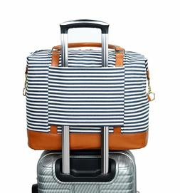 Weekender Travel Canvas Overnight Carry-on Duffel Tote Lugga
