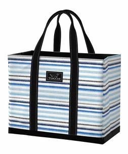 SCOUT White & Blue Lake Shelton Original Deano   Tote   Bag