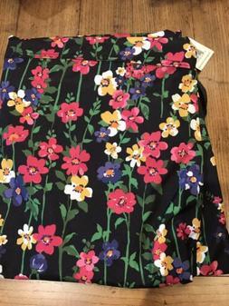 Vera Bradley Wildflower Garden Laundry Tote Bag College Hamp
