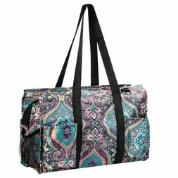 Light Utility All Purpose Tote Bag for Shopping Travel Laund