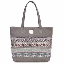 women and 39s casual canvas tote bags