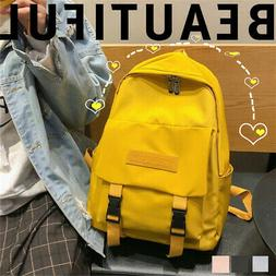 Women Girls Waterproof Backpack Travel Handbag School Should