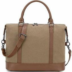 Women Ladies Weekender Bag Overnight Carry-on Tote Duffel in