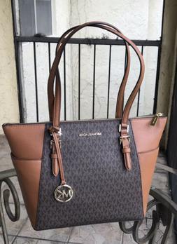 Michael Kors Women Lady Fashion Leather Shoulder Tote Bag Ha