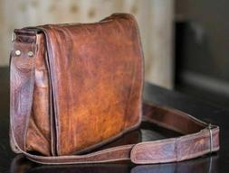 Women Leather Bag Shoulder Purse Handbag Tote Messenger Satc