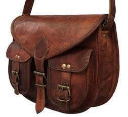 Women Leather Shoulder Bag Tote Purse Handbag Messenger Cros