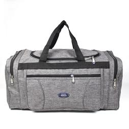 Women Men Oxford Travel <font><b>Duffel</b></font> <font><b>