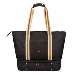 Women Oxford Sports Gym Shoes Clothes Travel Totes Duffle Ba