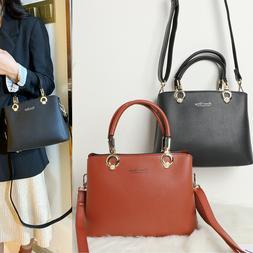 Women Pearl Handbags Totes Top Handle Shoulder Bag Satchel L