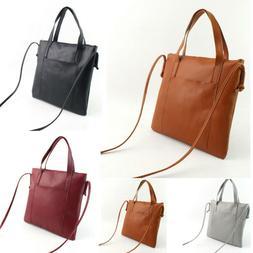 Women PU Leather Purses and Handbags Shoulder Crossbody Tote