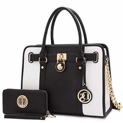 Women Purses Handbags Ladies Designer Satchel Handbag Tote B