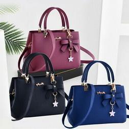 Women's Handbags PU Leather Purse Tote Shoulder Bag Crossbod
