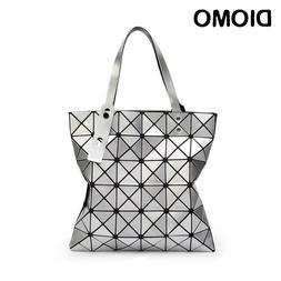 Geometric Themed Prints NGIL Mega Shopping Utility Tote Bag