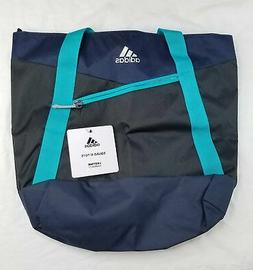 Adidas Women's Squad lll Tote Bag, One Size, Black/ Black Je