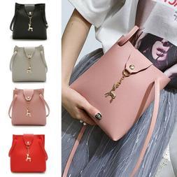 Women Shoulder Bag Shell Tote Purse Handbag Messenger Satche