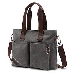 ToLFE Women Top Handle Satchel Handbags Tote Purse Shoulder