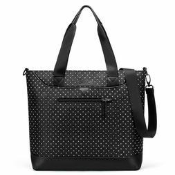 """Women Tote Bag 15.6"""" Laptop Work Travel Messenger Shoulder H"""