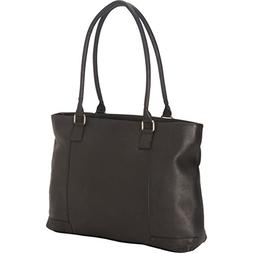 Royce Leather Women's 15 Inch Laptop Tote Bag in Colombian,