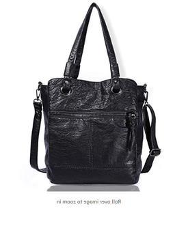 Womens Fashion Handbags Tote Bag Cross Body Shoulder Bag Top