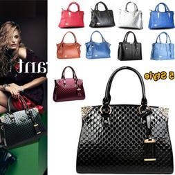 Womens Handbag Shoulder Bags Tote Purse Leather Messenger Ho