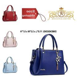 Womens Handbags Purses Top Handle Satchel Shoulder Tote Bag
