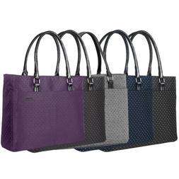 Women's Hand Bag Nylon Work Briefcase Stylish Laptop Case Sh