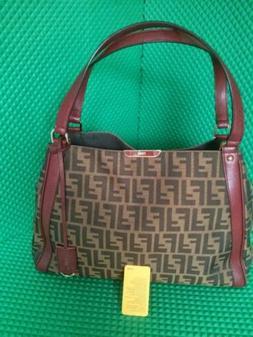 FENDI ZUCCA TOTE BAG Model: 8BR717-Z23-Display bag